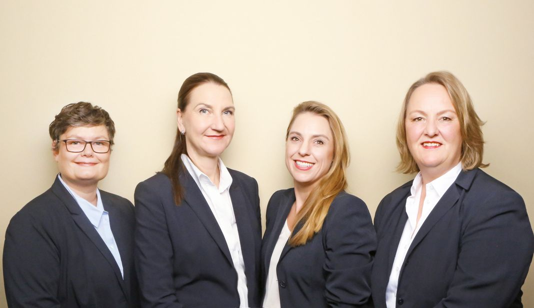 Das Team von HeadQuest GmbH